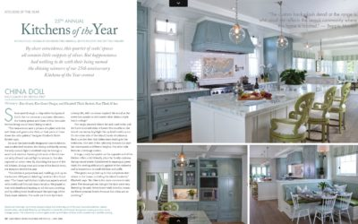 Kitchen of the year – China Doll