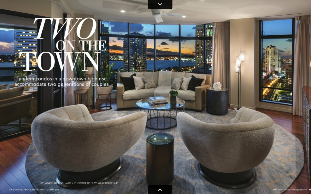 San Diego Home And Garden Magazine Feature